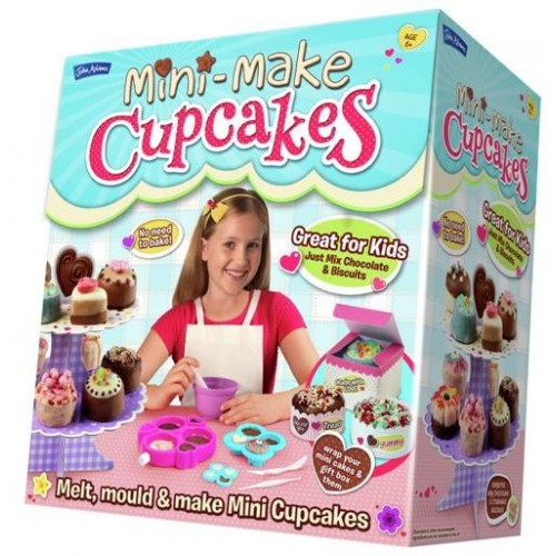 John Adams Mini Make Cupcakes-10192