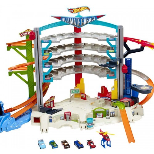 Hot Wheel Ultimate Garage Playset CMP80 - 4 to 6 Years