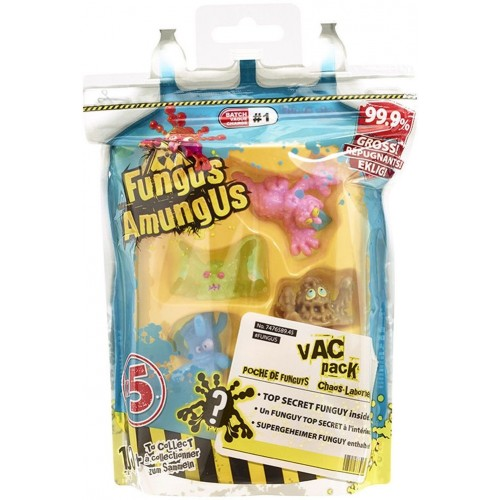 Fun Bunbble Fungus Amungus Vac Pack Collection 22505 - 3 to 6 Years