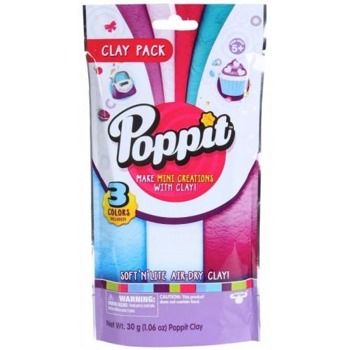 Poppit S1 Poppit Clay Pack for Children ,17401 c