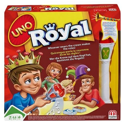 Spears Games UNO Royal Revenge CGH10 Card Game