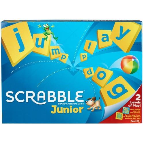 Scrabble Junior (New Version), Multi [Y9667]