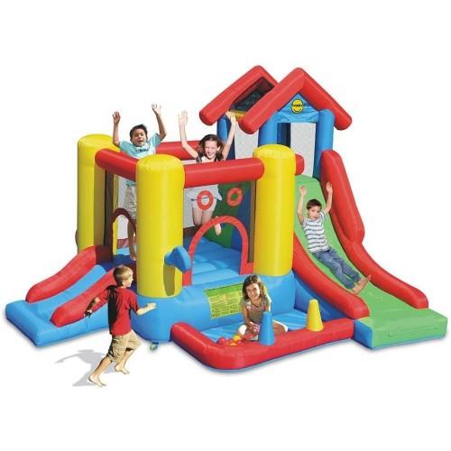 Happy Hop 7 in 1 playhouse (9019)