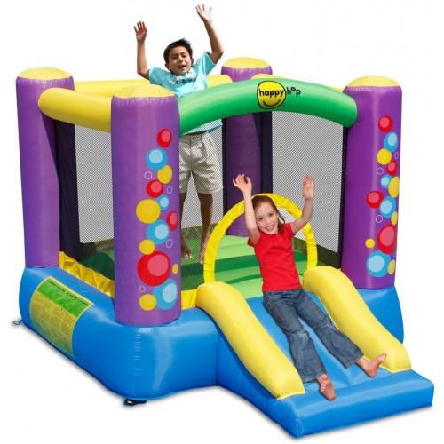 Happy Hop Bubble Slide Launcher (9201B)