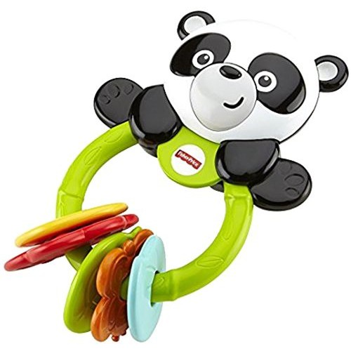 Fischer-Price Core Panda Clacker Ring CGR96 Toy Accessories