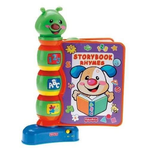 Fisher-Price Laugh & Learn Storybook Rhyms [Y3493]