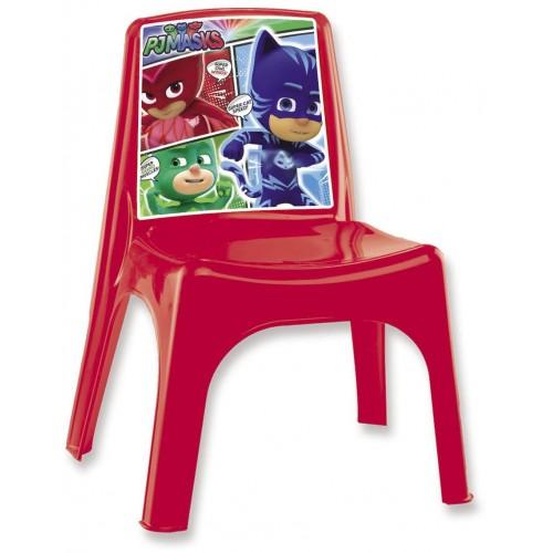 PJ Masks kids plastic Chair (9730)
