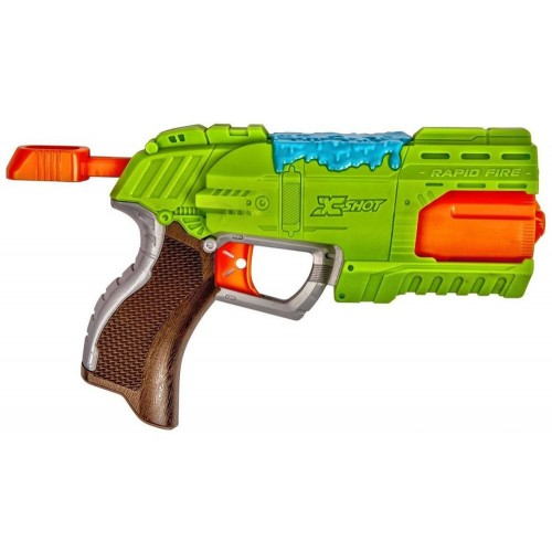 X-Shot Bug Attack 4801 Rapid Fire Gun