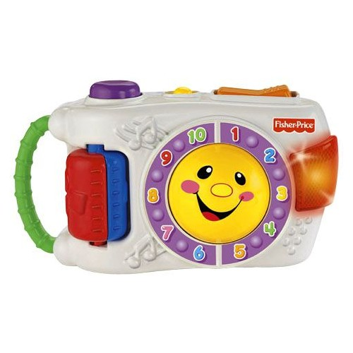 Fisher-Price Laugh and Learn Learning Camera [BHY72]