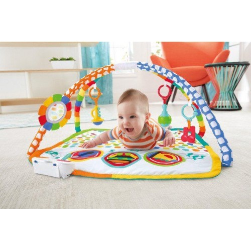 FISHER PRICE BABYS BANDSTAND PLAY GYM (DFP69)