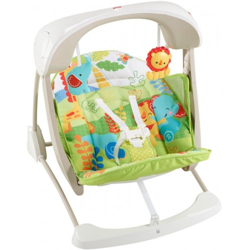 Fisher-Price CCN92 Baby Bouncer - Multi Color