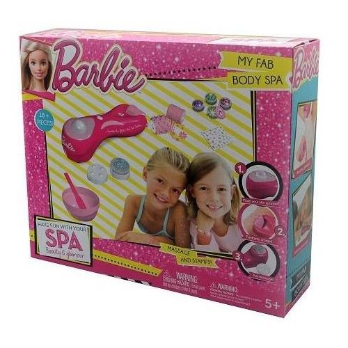 Barbie My Fab Body Spa