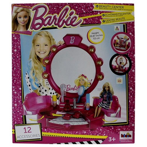 Barbie Beauty Centre, Pink