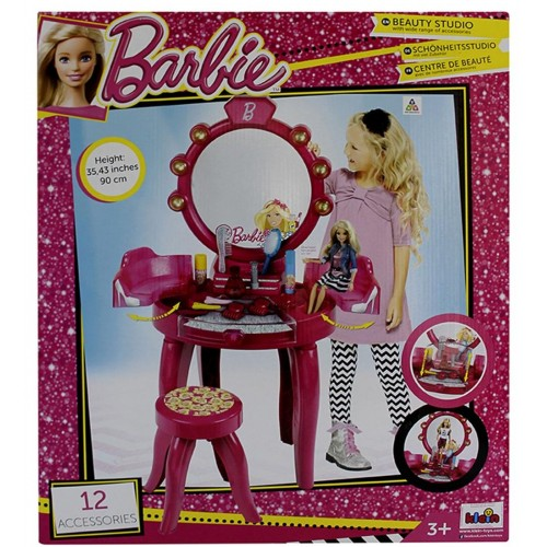 Barbie Beauty Studio, Multi Color