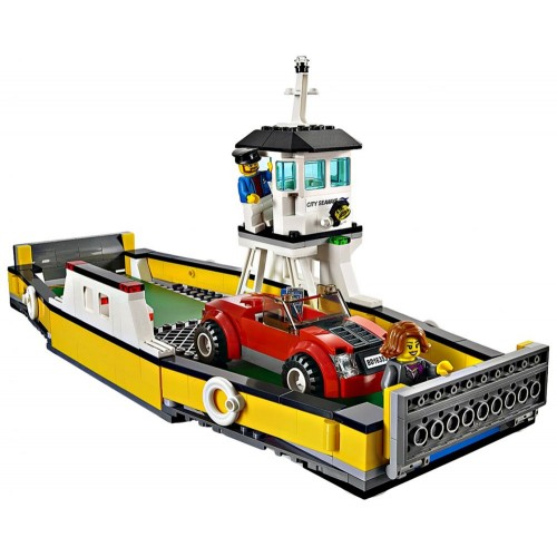 LEGO 60119 City Great Vehicles Ferry