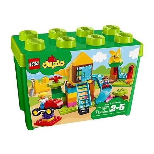 10864 Large Playground Brick Box V29