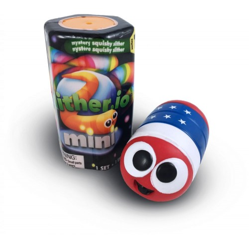 Slither.io Mini Squishy Slither for Unisex - 506-SL