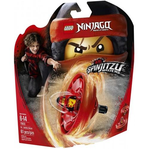 LEGO Ninjago Kai Spinjitzu Master 70633 Building Kit