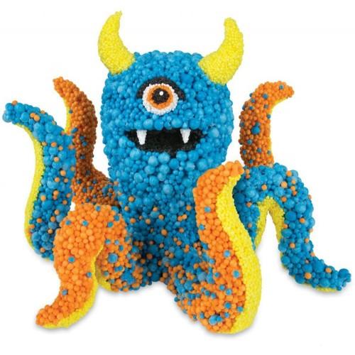 ORB Octobeast Molecules Monopus Monster Play Set Multi-Color (78935)
