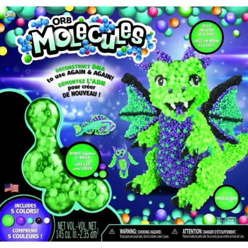 ORB Molecules Dragasaur Monster (78966)