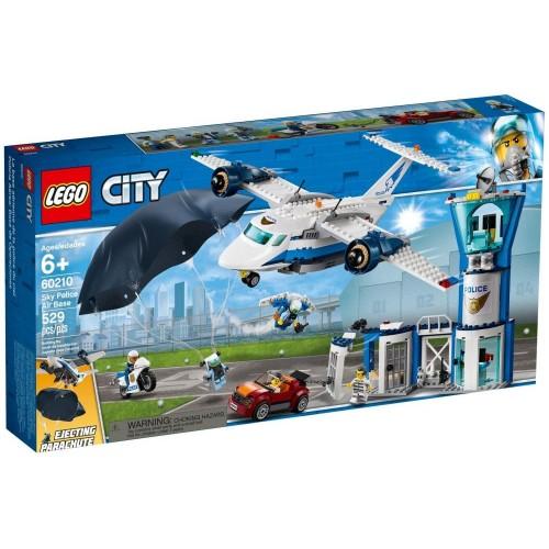 LEGO CITY -Air Base 60210