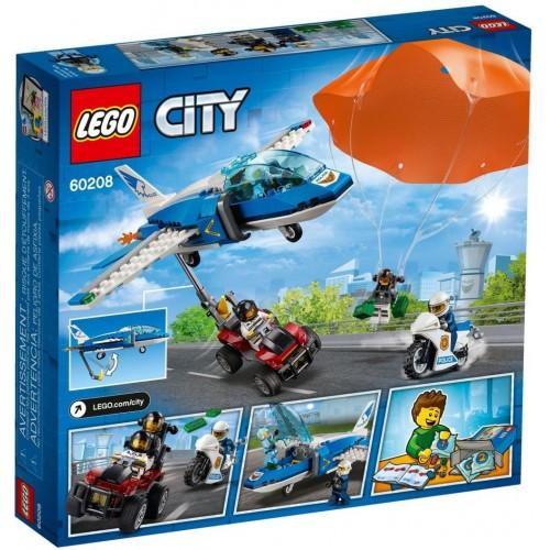 LEGO CITY - Parachute Arrest 60208