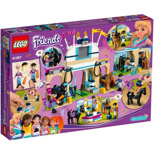lego FRIENDS - Stephanie's Obstacle Course 41367