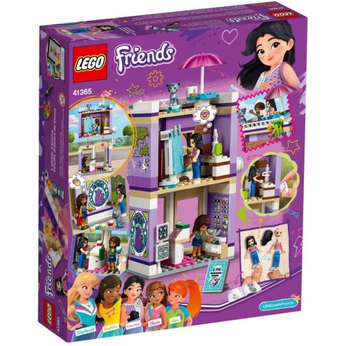 lego FRIENDS - Emma's Art Studio 41365
