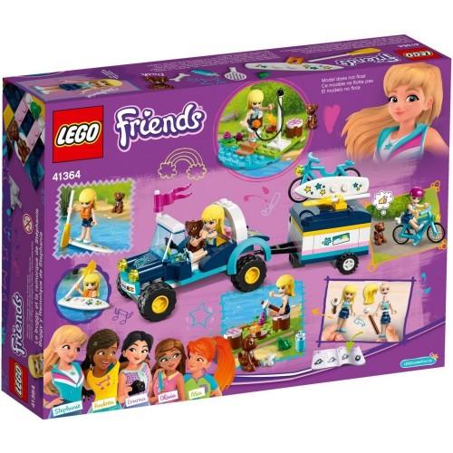 lego FRIENDS - Stephanie's Buggy & Trailer 41364