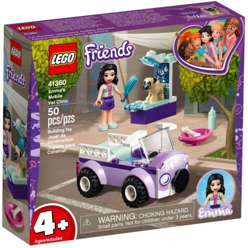 lego FRIENDS - Emma's Mobile Veterinary Clinic  41360