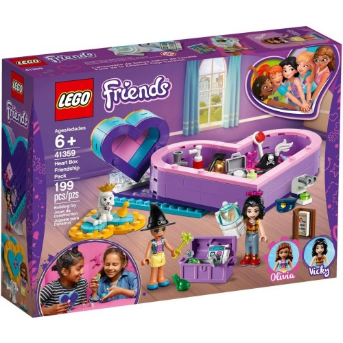 LEGO FRIENDS - Heart Box Friendship Pack 41359