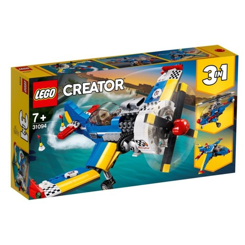 Lego Toy Creator Race Plane , For age 7 Years and above - 31094