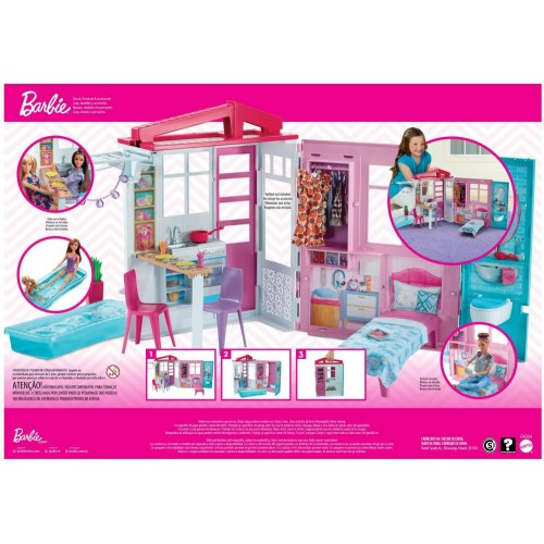 Barbie Dollhouse 2019 (FXG54)