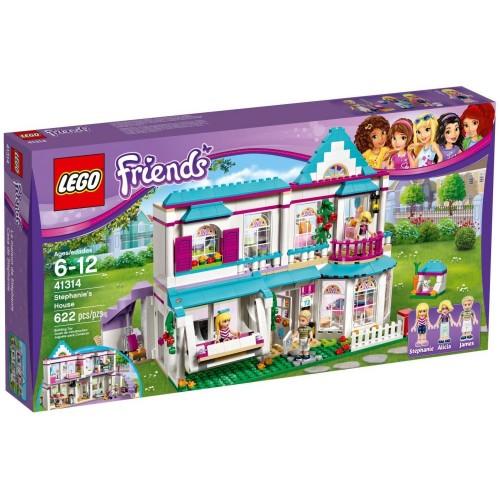 LEGO FRIENDS Stephanie's House 41314