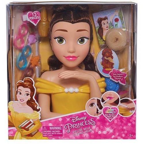 Disney Princess Deluxe Styling Head-Belle , 87355jp