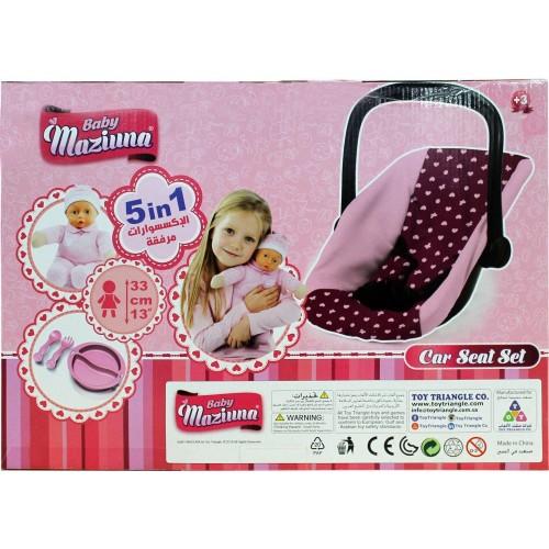 Baby Maziuna Car Seat Set 5 in 1