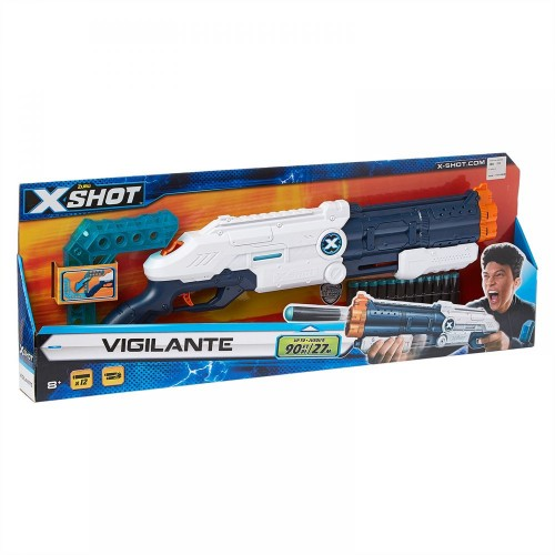Zuru X-Shot Excel Vigilante Toy - 8 Years & Above