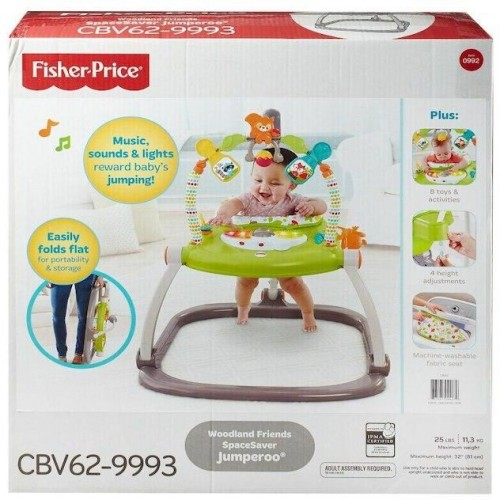Fisher-Price Spacesaver Jumperoo Friends