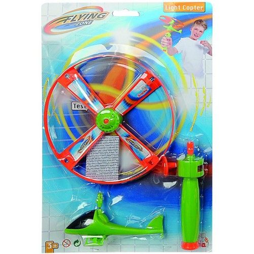 SIMBA - FLYING ZONE LIGHT COPTER