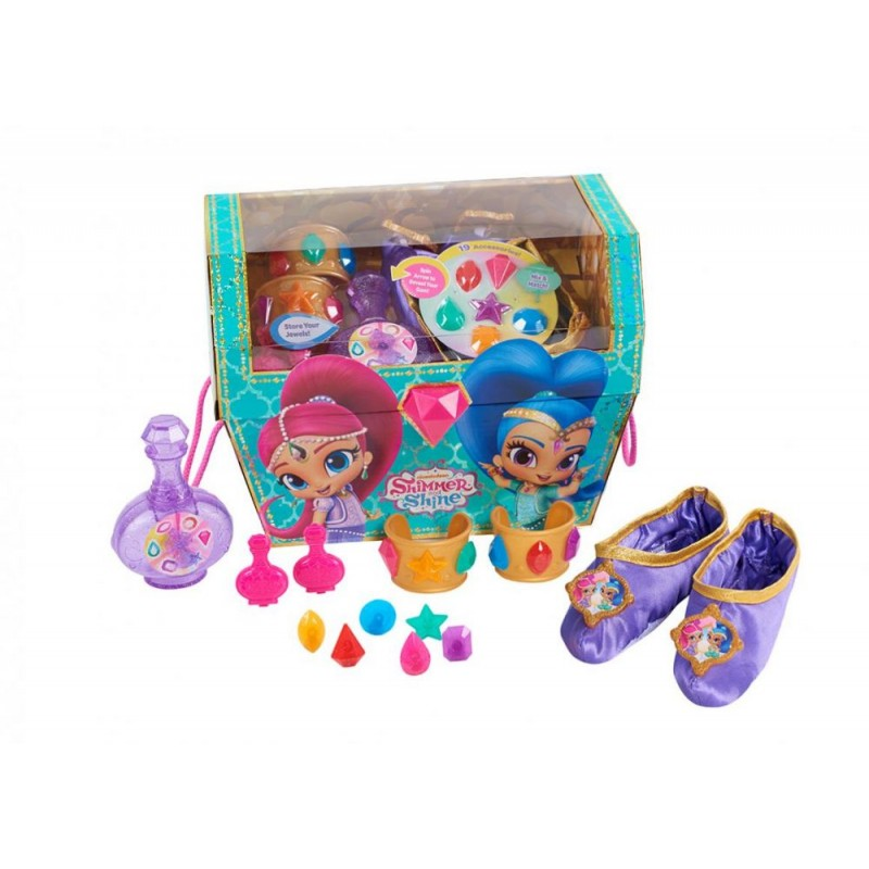 Shimmer & Shine Dress up Trunk , 39510