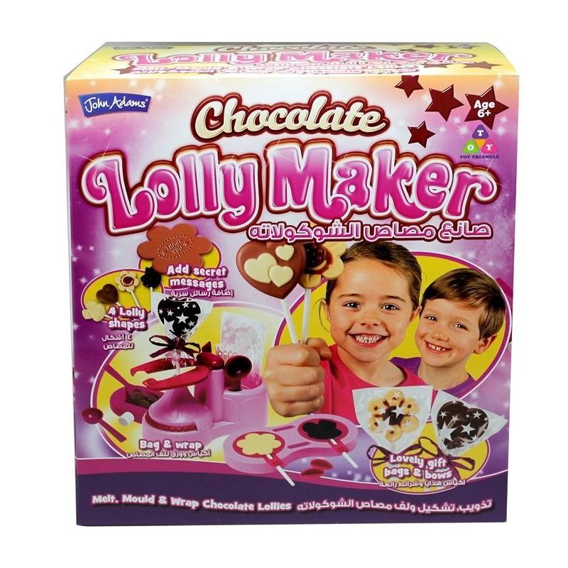 John Adams Chocolate Lolly Maker - 9445