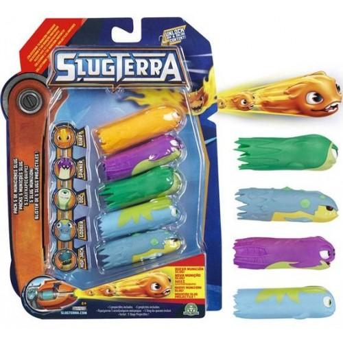 Slugterra Slug Bullet 5 Pack Wave 2, 83433 B