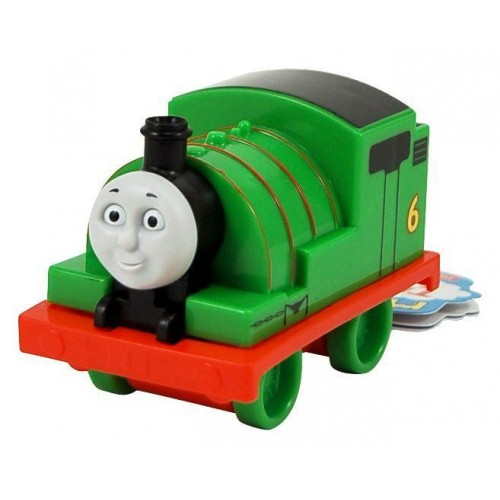 Fisher-Price My First Thomas The Train Push Along Percy CGT39 Engine