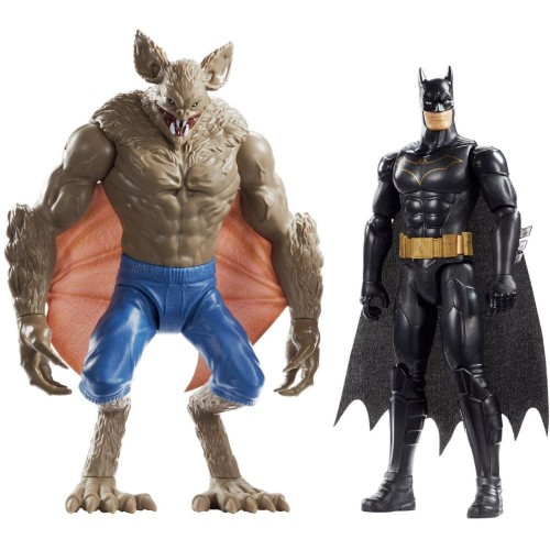 Batman FVM63 Missions Versus Man-Bat Figures