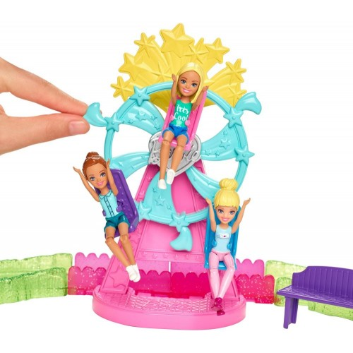 Barbie On The Go Carnival Playset FHV70