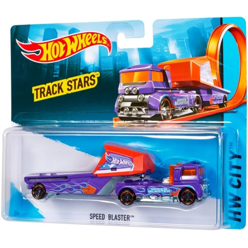 Hot Wheels Speed Blaster - Bfm60_Cgj37