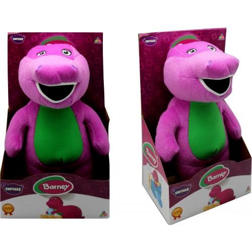 Barney 12 inch standing Basic Plush
