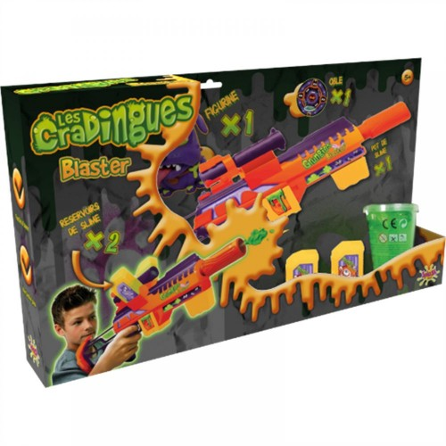 Grungies 349 Blaster With Open Box