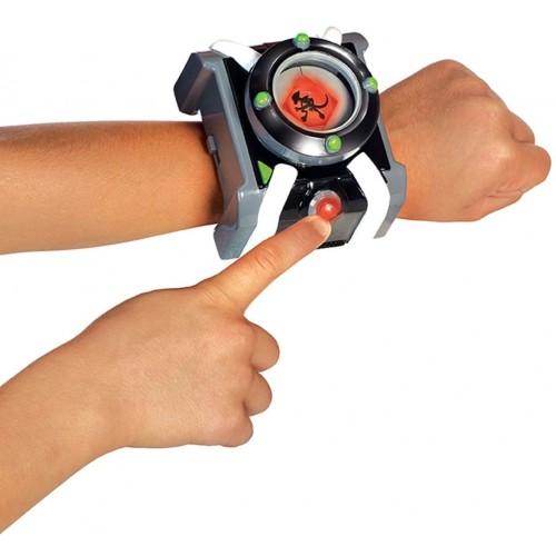 Ben 10 Clock Deluxe Omnitrix Smart Watch Toys - 4 Years & Above