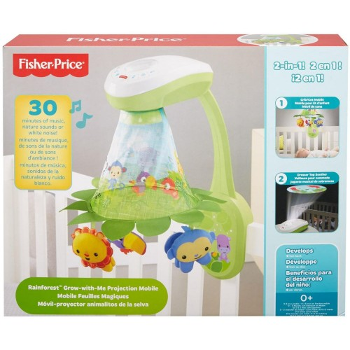 Rainforest Grow with Me Projection Mobile DFP09
